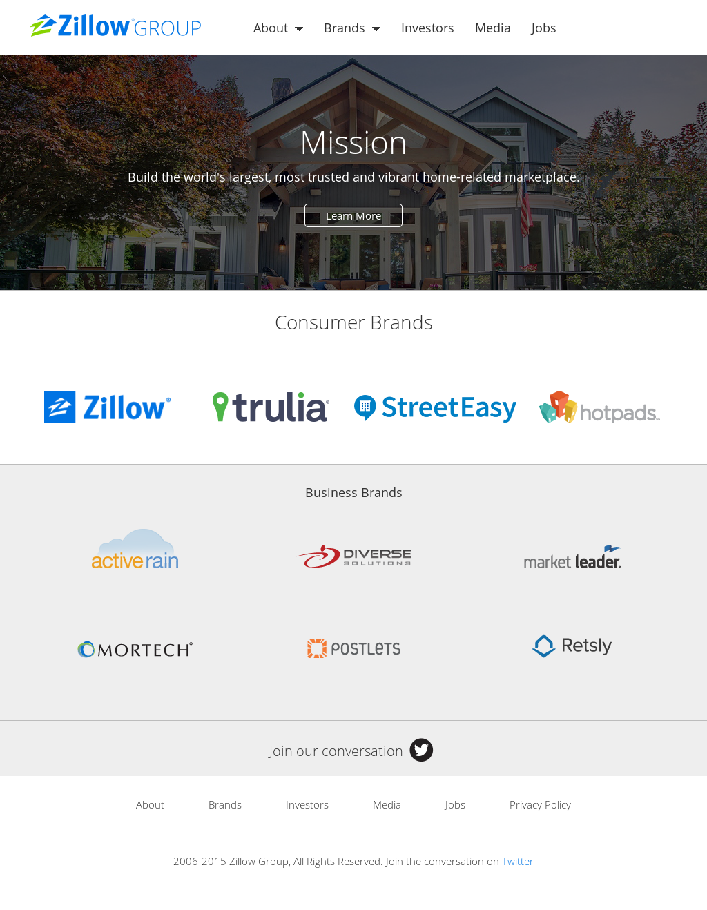 Zillow Group Competitors, Revenue and Employees - Owler
