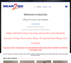 Gear 2 Go Competitors, Revenue and Employees - Owler Company Profile