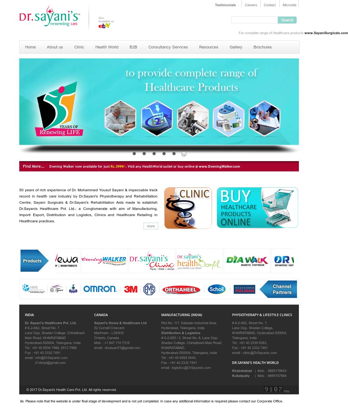 3m healthcare competitors
