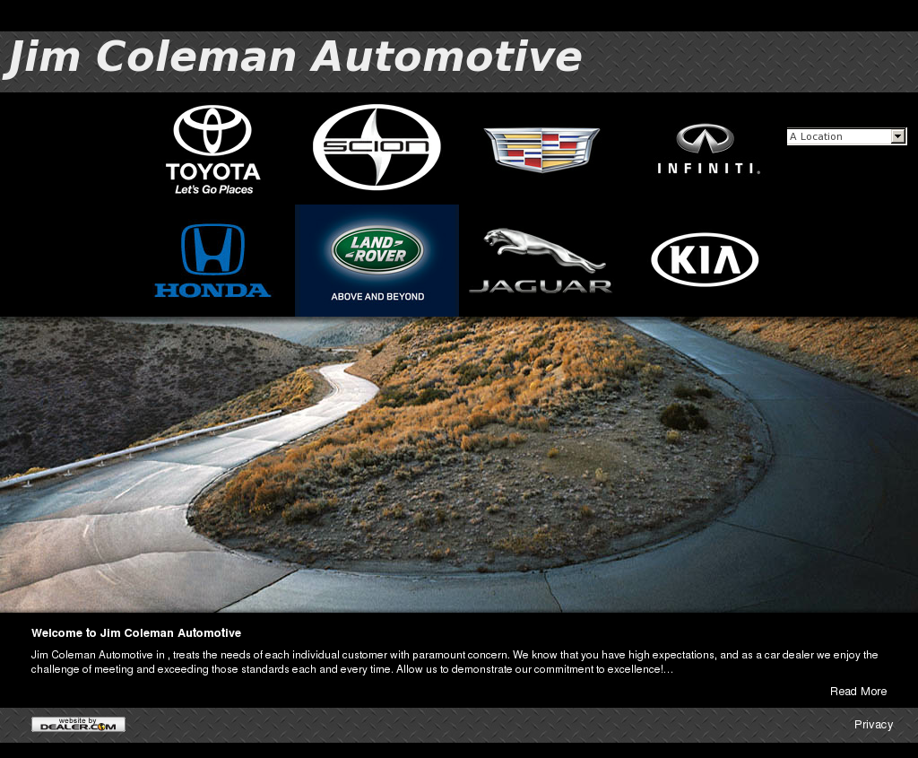 Jim Coleman Automotive Competitors, Revenue And Employees   Owler Company  Profile