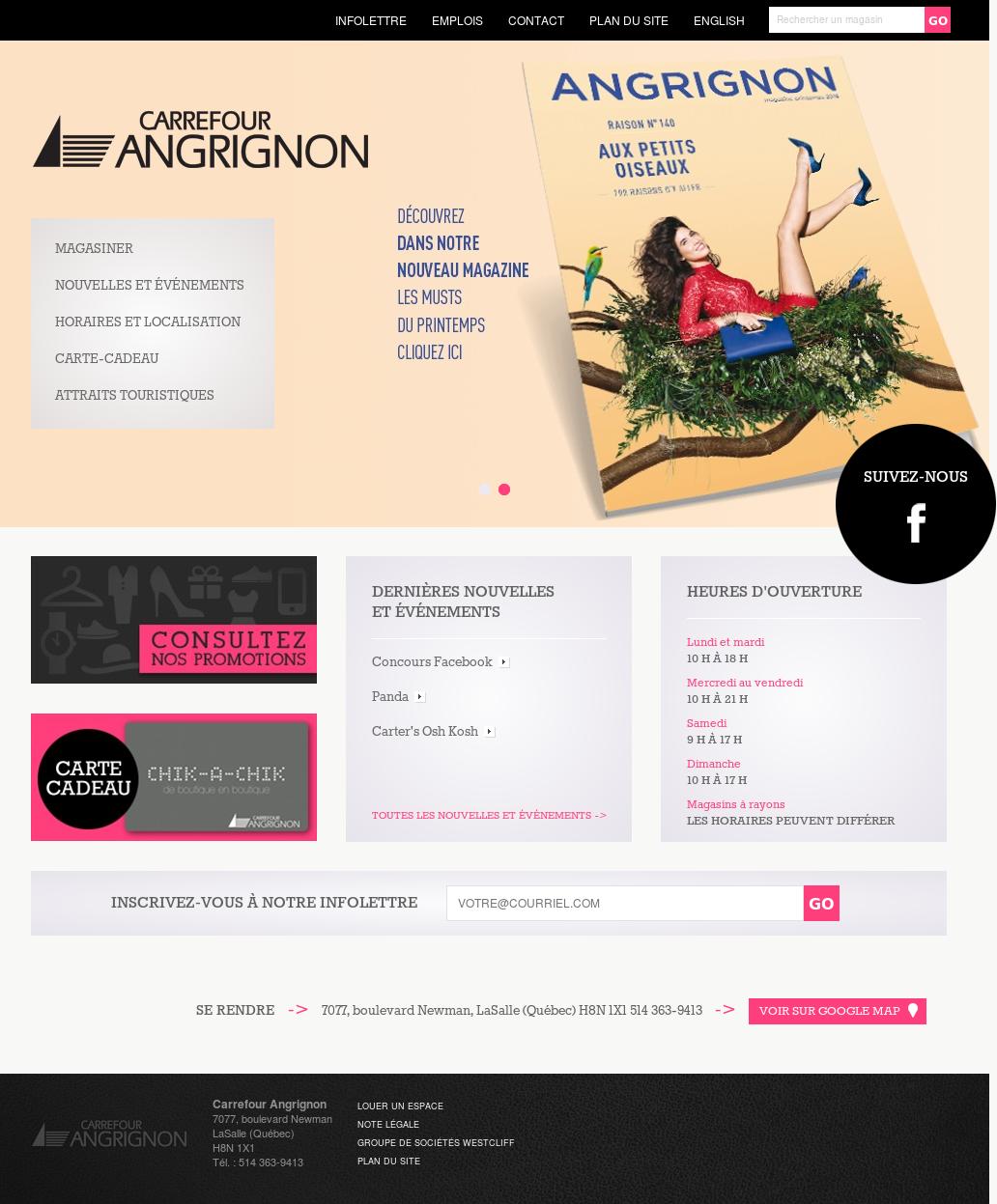Carte Carrefour Angrignon.Image2 Owler Com 6155741 1465120329196 Png