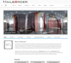 mailborder systems competitors revenue and employees owler