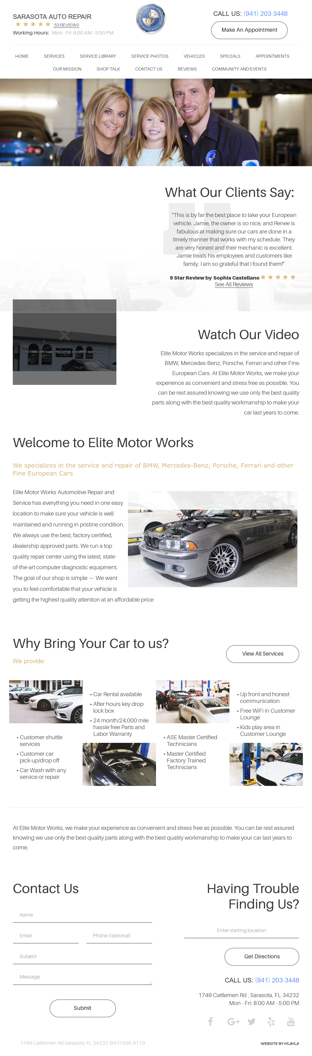 Elite Motor Works Competitors, Revenue and Employees - Owler