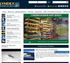 Lyndex-Nikken Competitors, Revenue and Employees - Owler