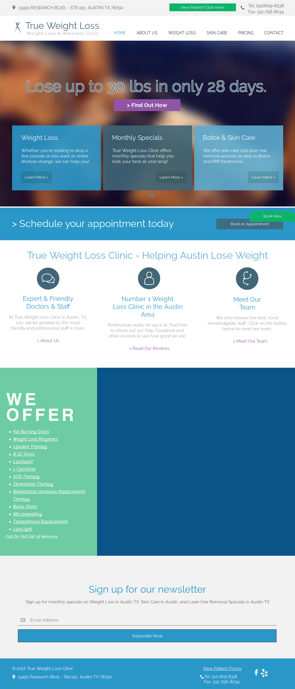 True Weight Loss Clinic Competitors Revenue And Employees Owler