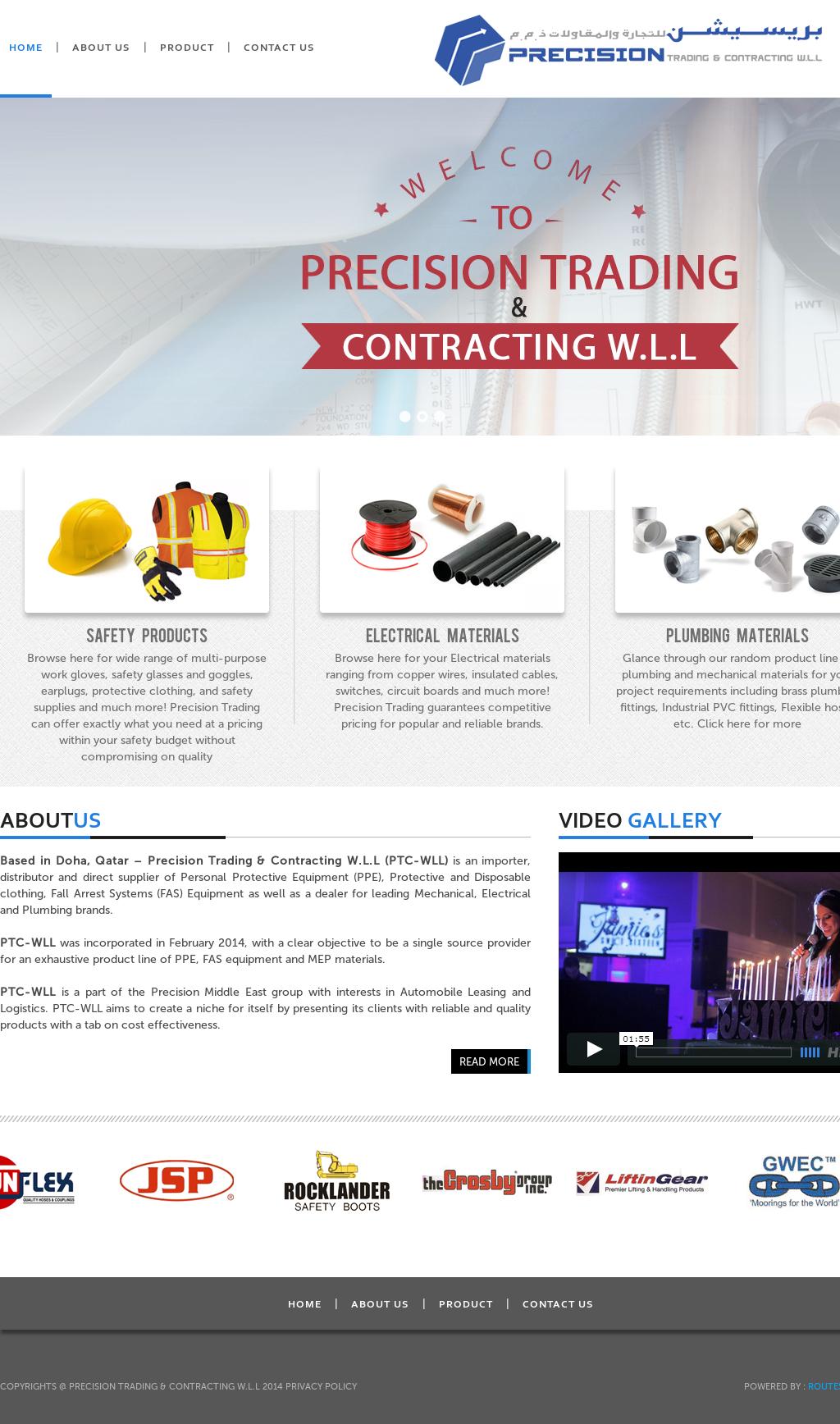 Precision Trading & Contracting W.l.l Competitors, Revenue and ...