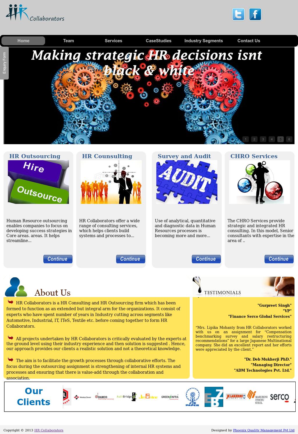 Hrcollaborators Competitors, Revenue and Employees - Owler Company