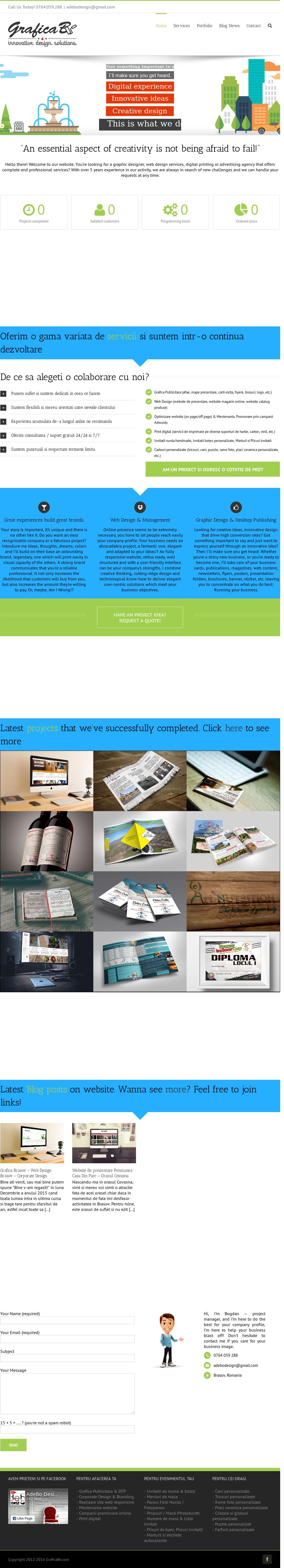 Grafica Publicitara Web Design Competitors Revenue And Employees