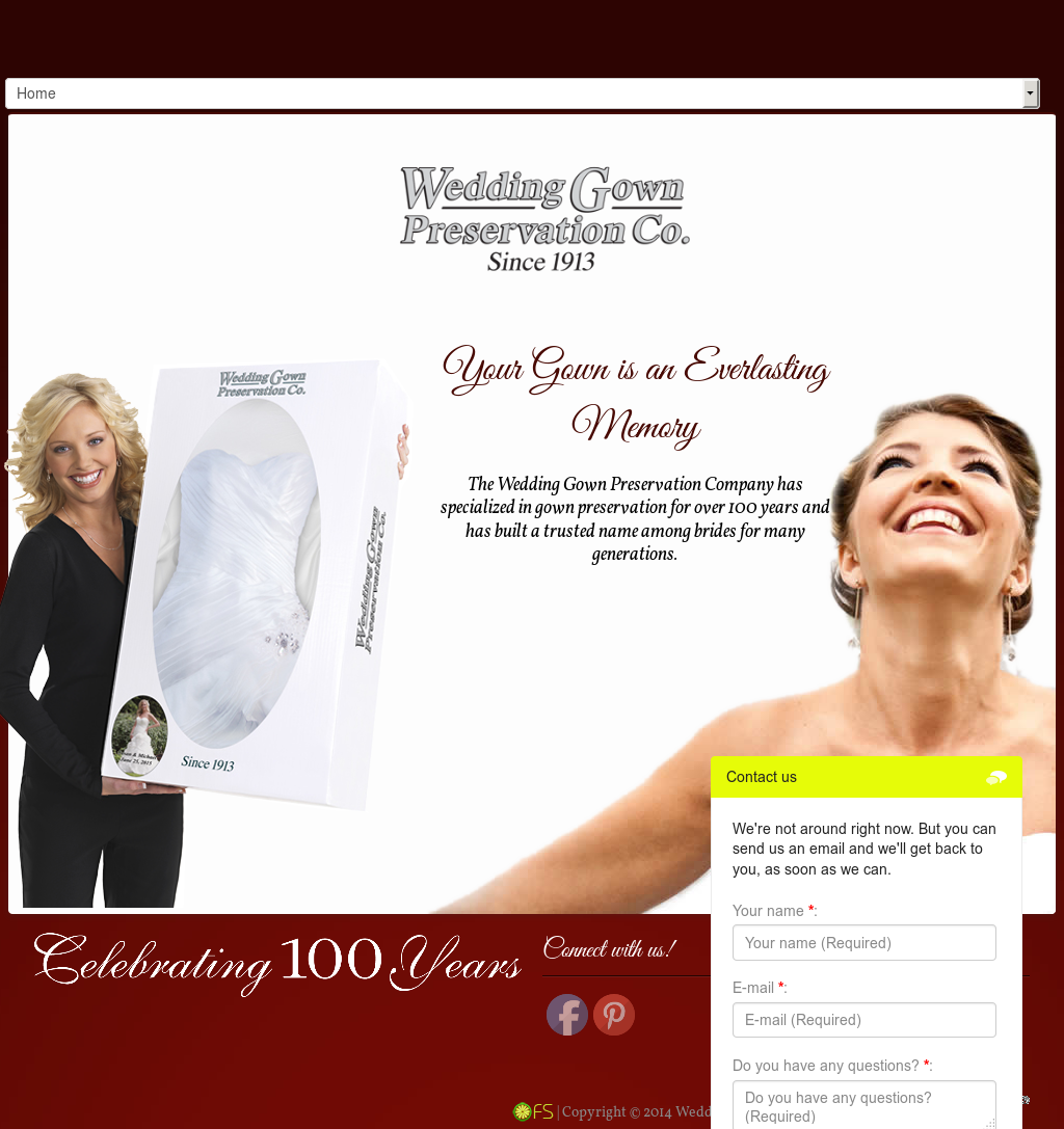 Wedding Gown Preservation Competitors, Revenue and Employees - Owler ...