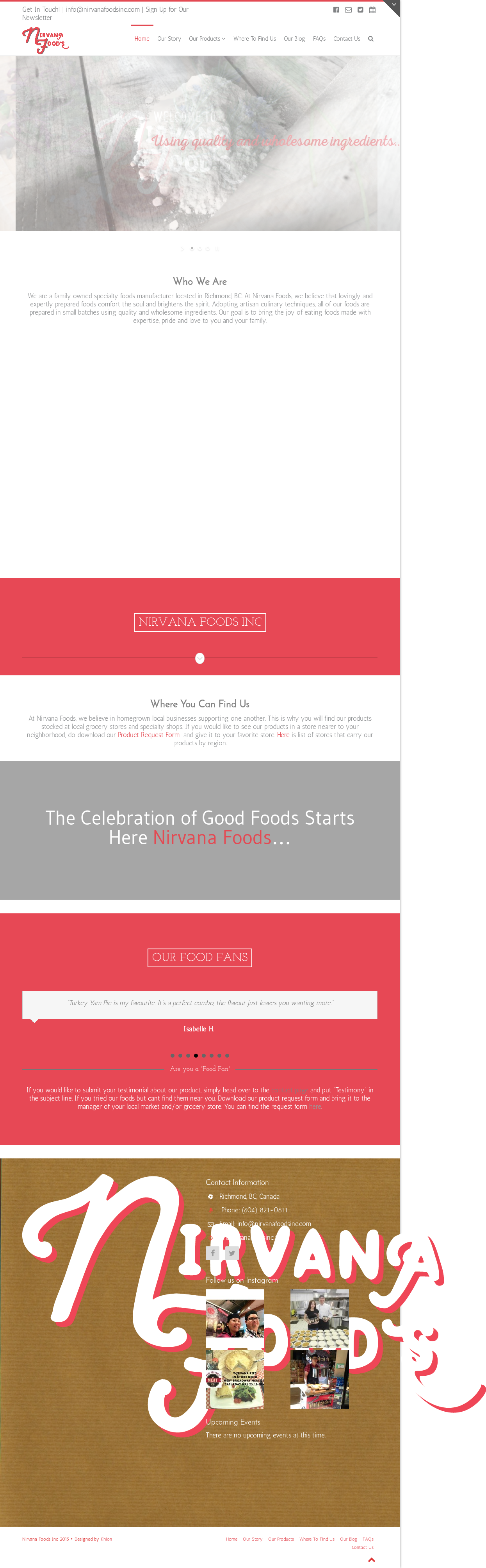 Nirvana Foods Competitors, Revenue and Employees - Owler
