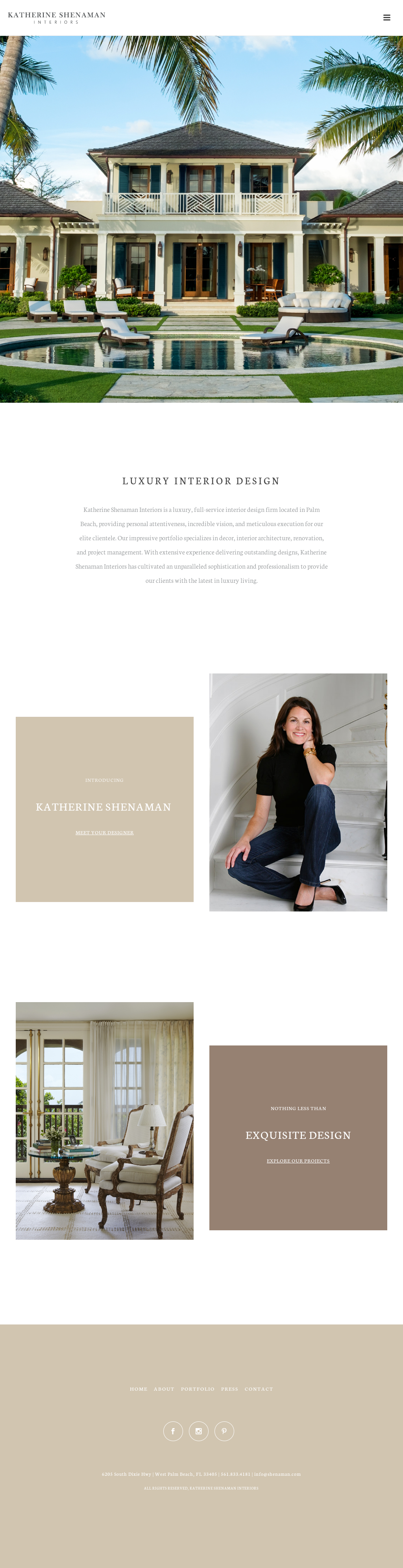 Katherine Shenaman Interiors Competitors Revenue And Employees