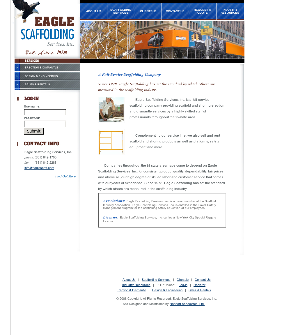 Eagle Scaffolding Services Competitors, Revenue and Employees ...