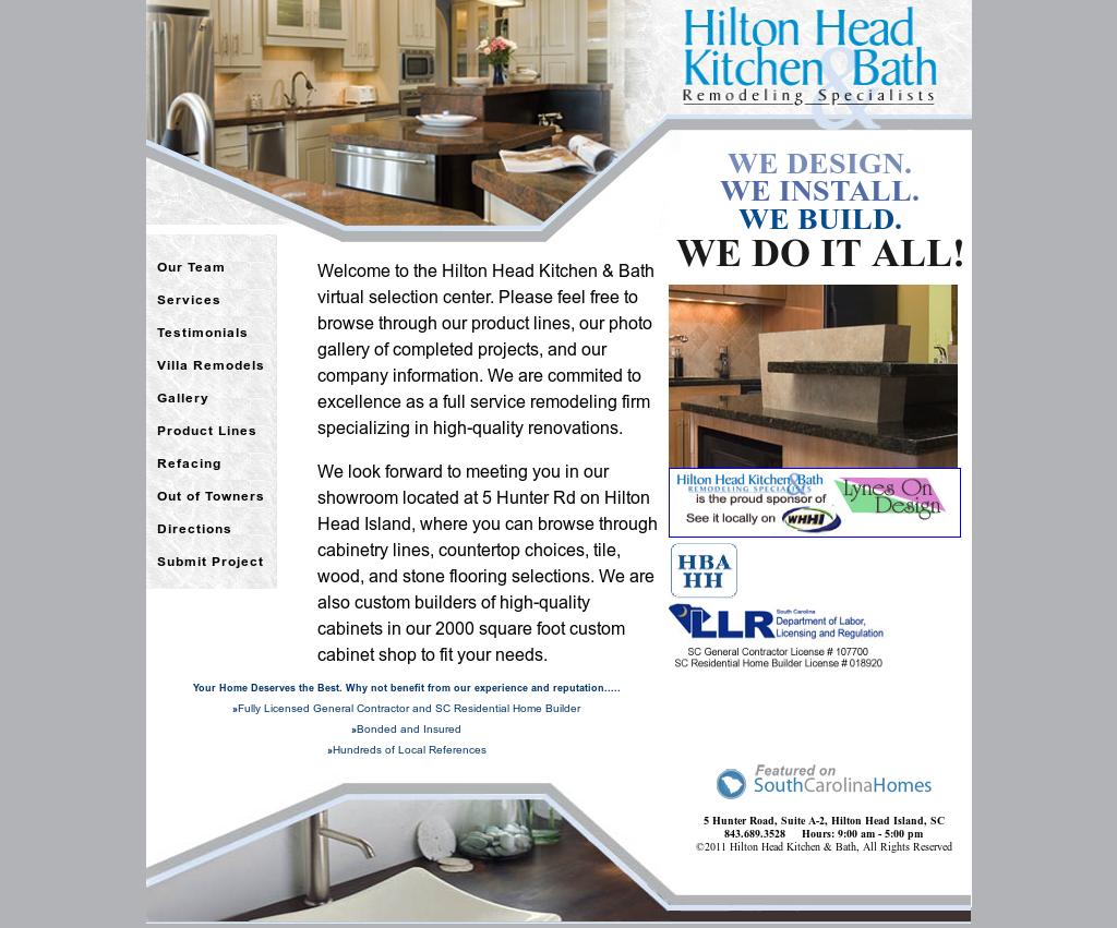 Hilton Head Kitchen & Bath Competitors, Revenue and Employees ...