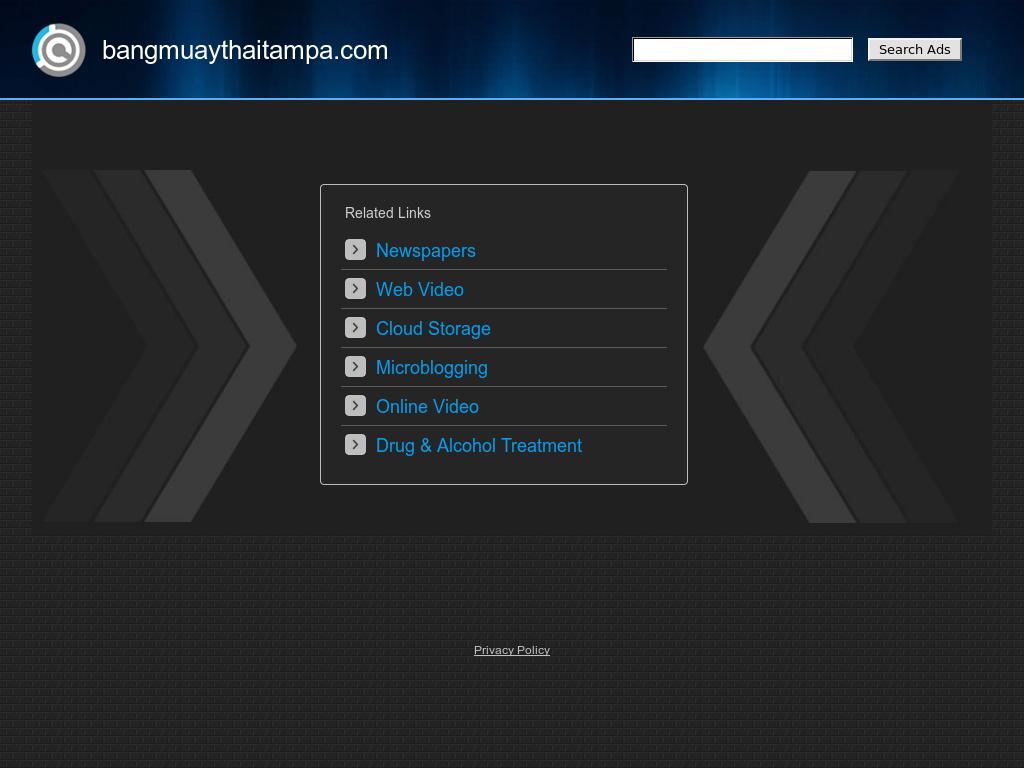 Bang website
