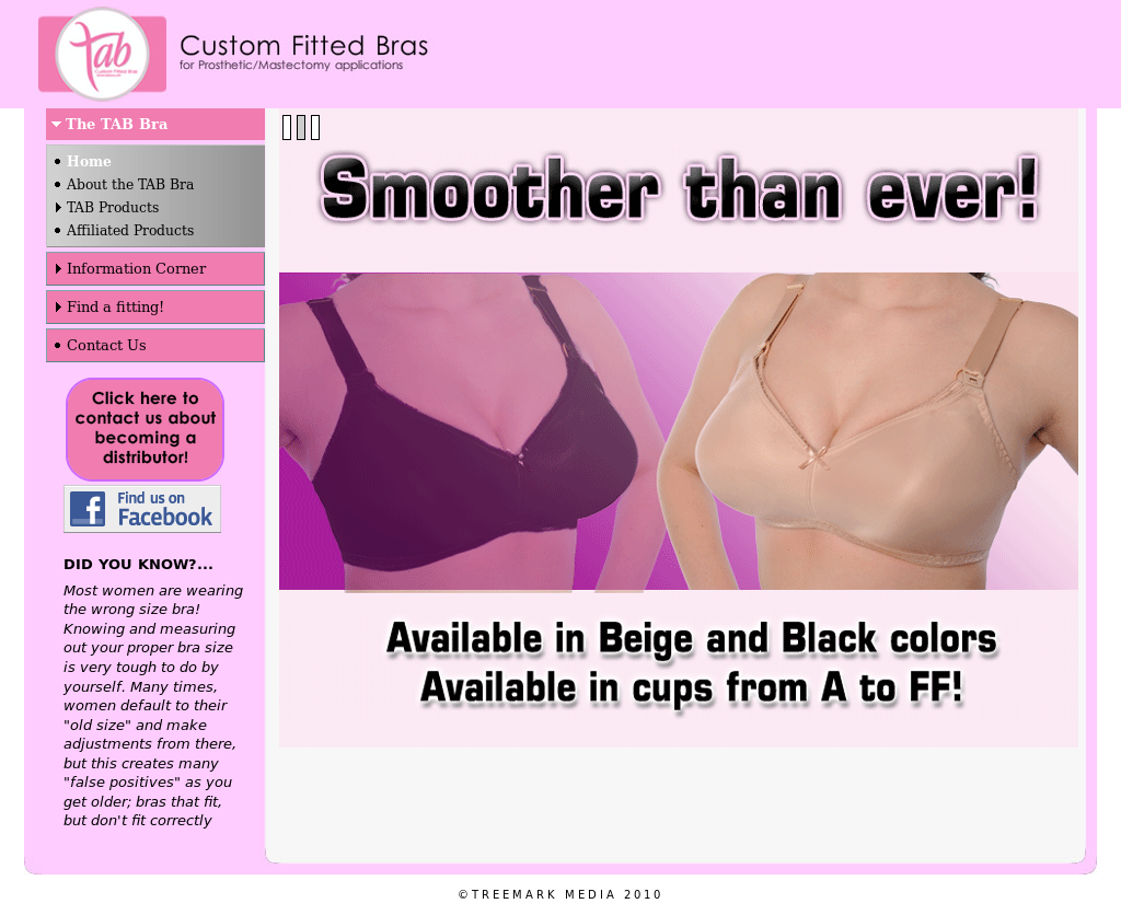 9a00376082 Tab Custom-fitted Bras Competitors