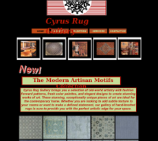 Cyrus Rug Competitors, Revenue and