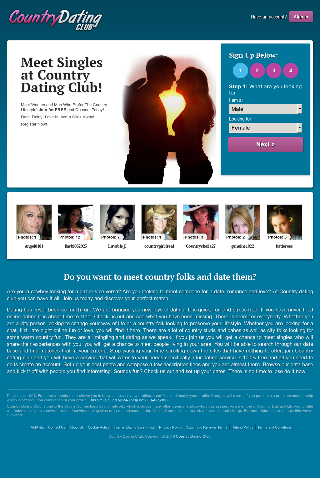 Dating app international