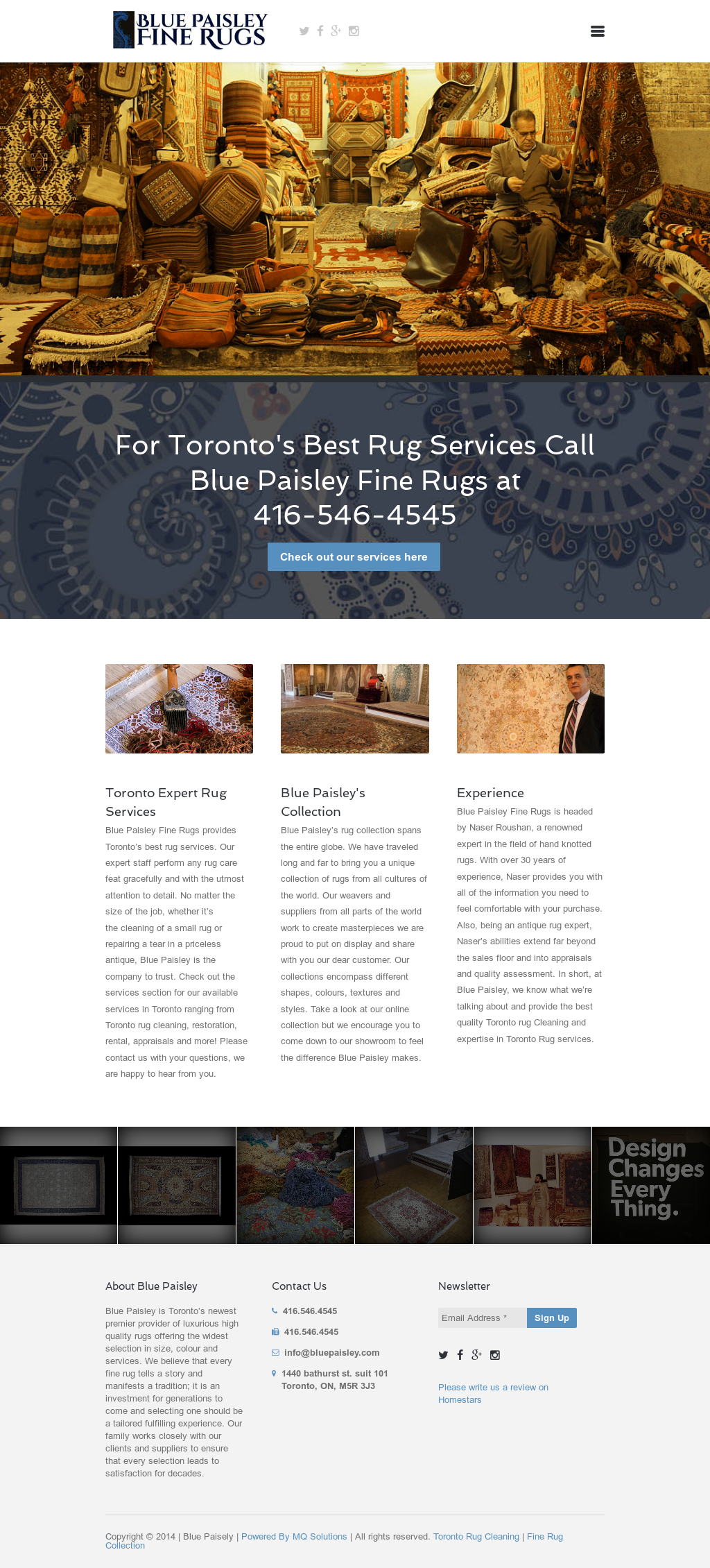 Blue Paisley Fine Rugs Compeors