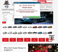 Gulf Coast Nissan >> Gulf Coast Nissan Competitors Revenue And Employees Owler