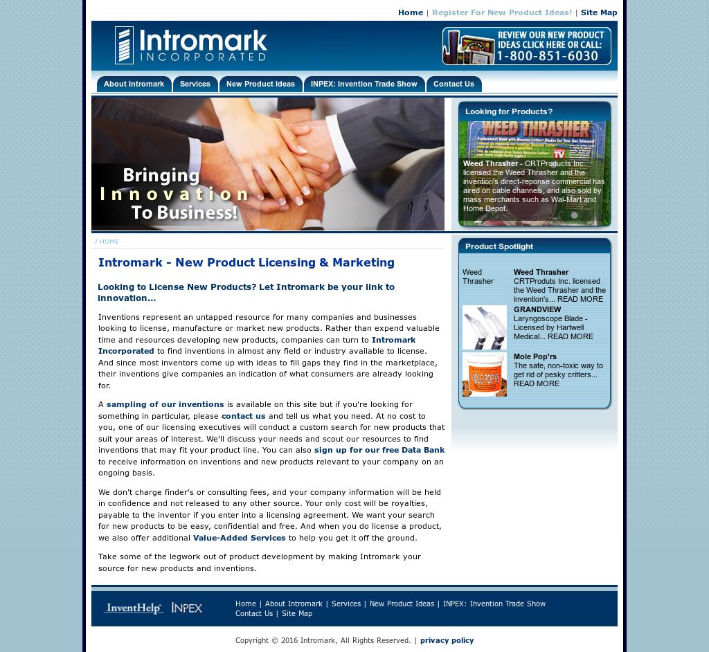 Intromark Competitors, Revenue and Employees - Owler Company Profile