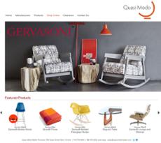 Quasi Modo Modern Furniture Website History