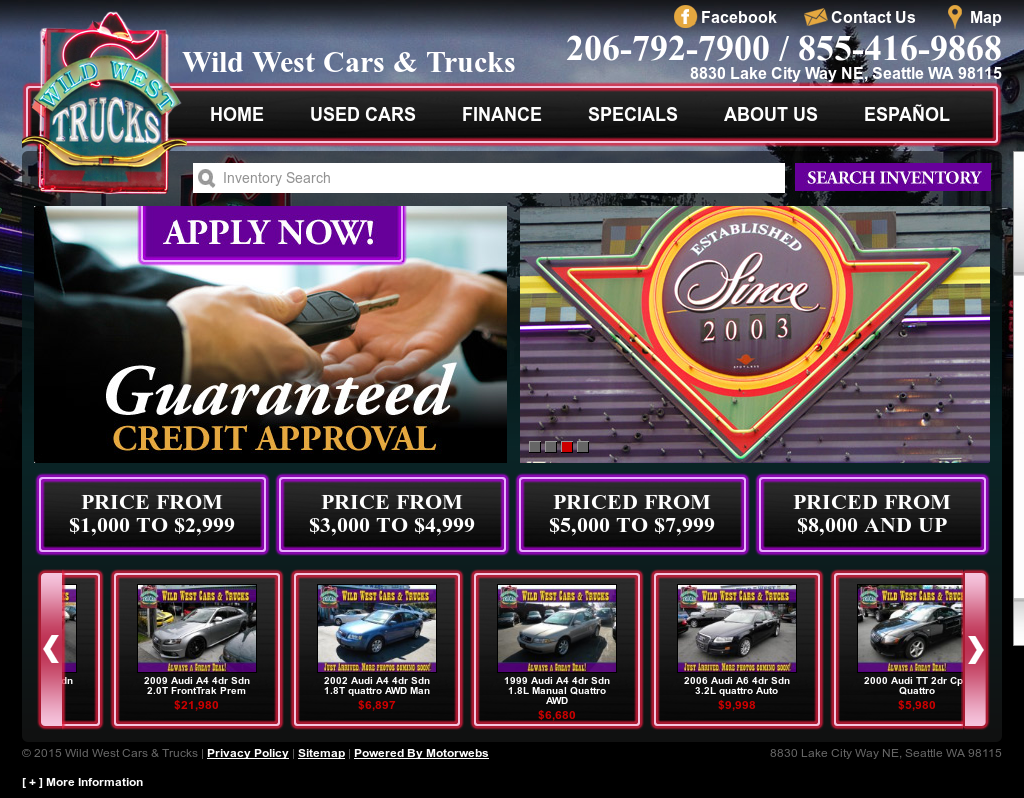 Wild West Cars And Trucks >> Wild West Cars And Trucks Competitors Revenue And Employees