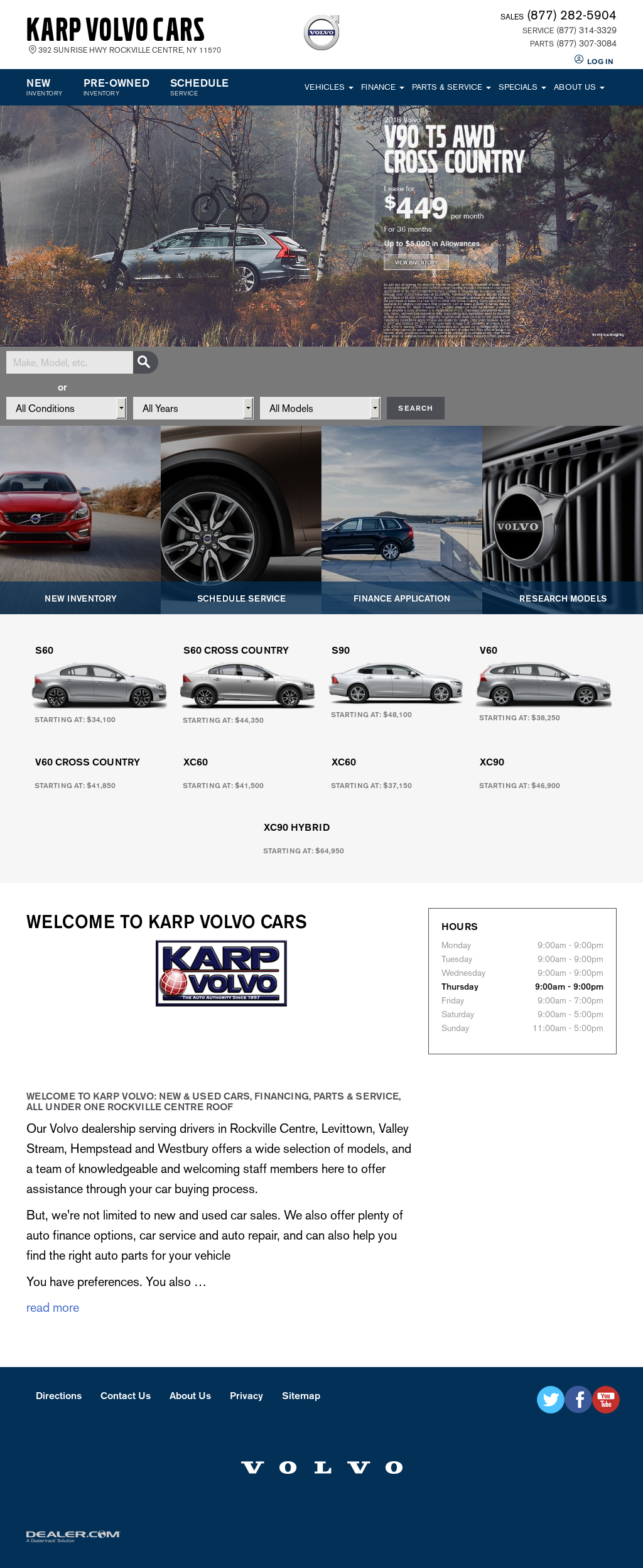 Karp Volvo Compeors, Revenue and Employees - Owler Company Profile