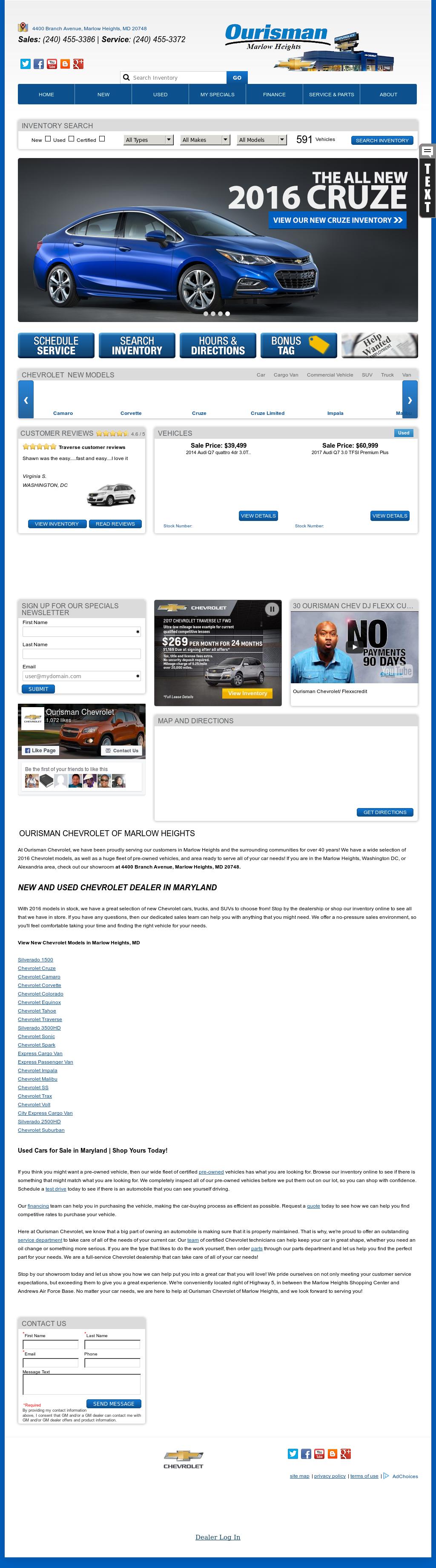 Ourisman Automotive Enterprises Competitors, Revenue And Employees   Owler  Company Profile