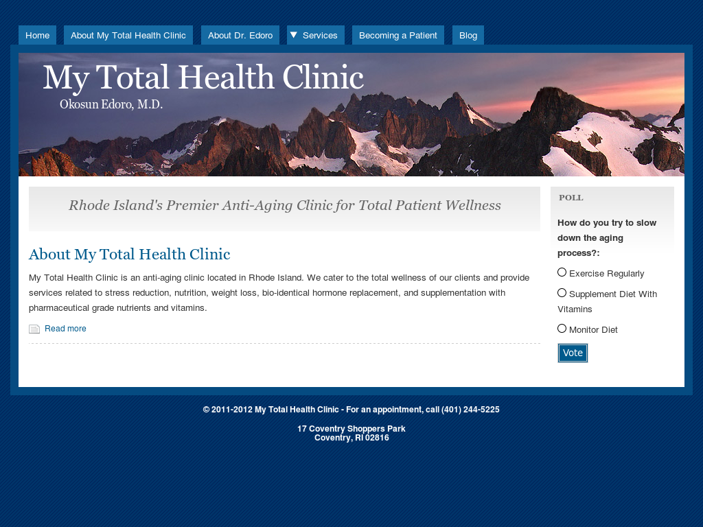 My Total Health Clinic Competitors Revenue And Employees Owler