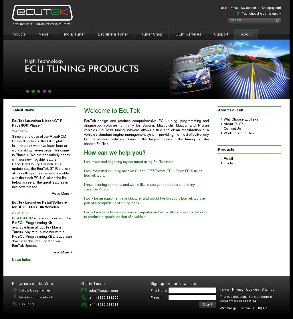 EcuTek Competitors, Revenue and Employees - Owler Company