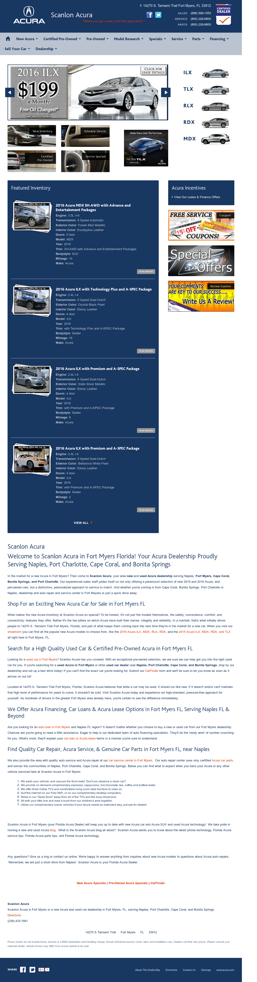 reviews used landover east west read inspirational hills myers of acura zdx md consumer lincoln fort