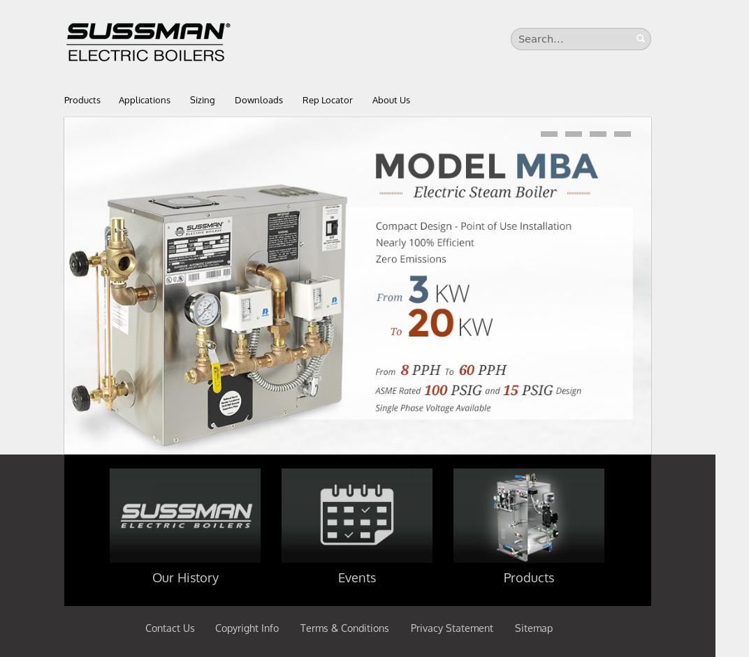 Sussman Boilers Competitors, Revenue and Employees - Owler Company ...