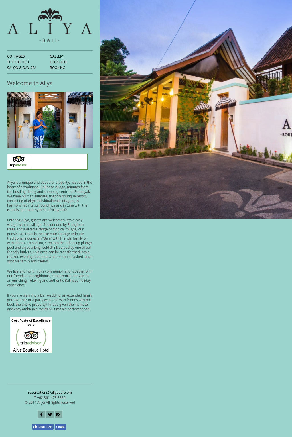 Aliya Boutique Hotel Competitors, Revenue and Employees - Owler ...