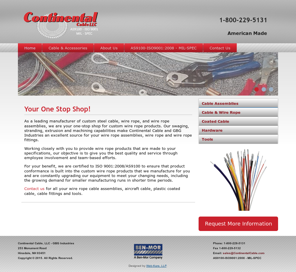 Continentalcablellc Competitors, Revenue and Employees - Owler ...
