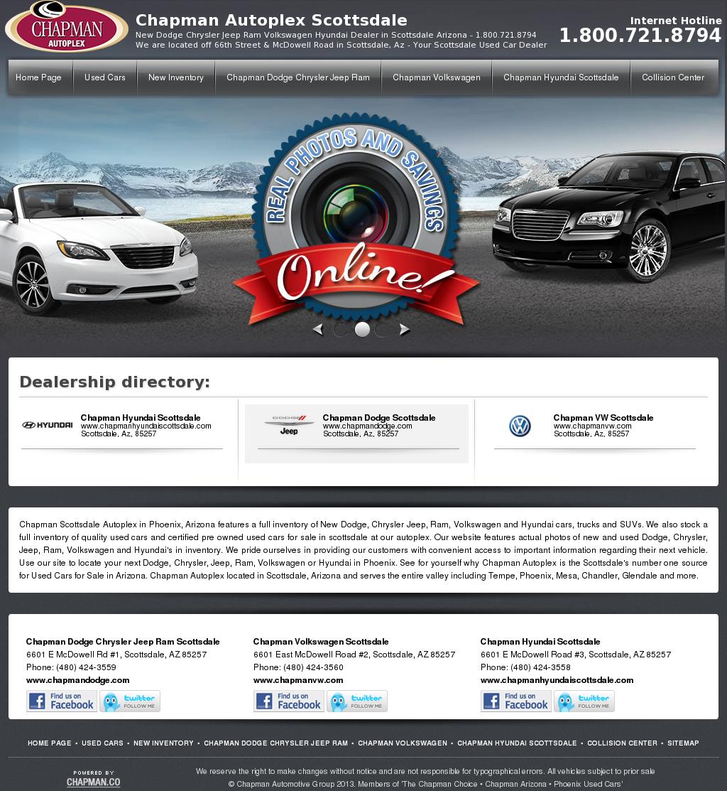 Chapman Autoplex Competitors Revenue And Employees Owler Company
