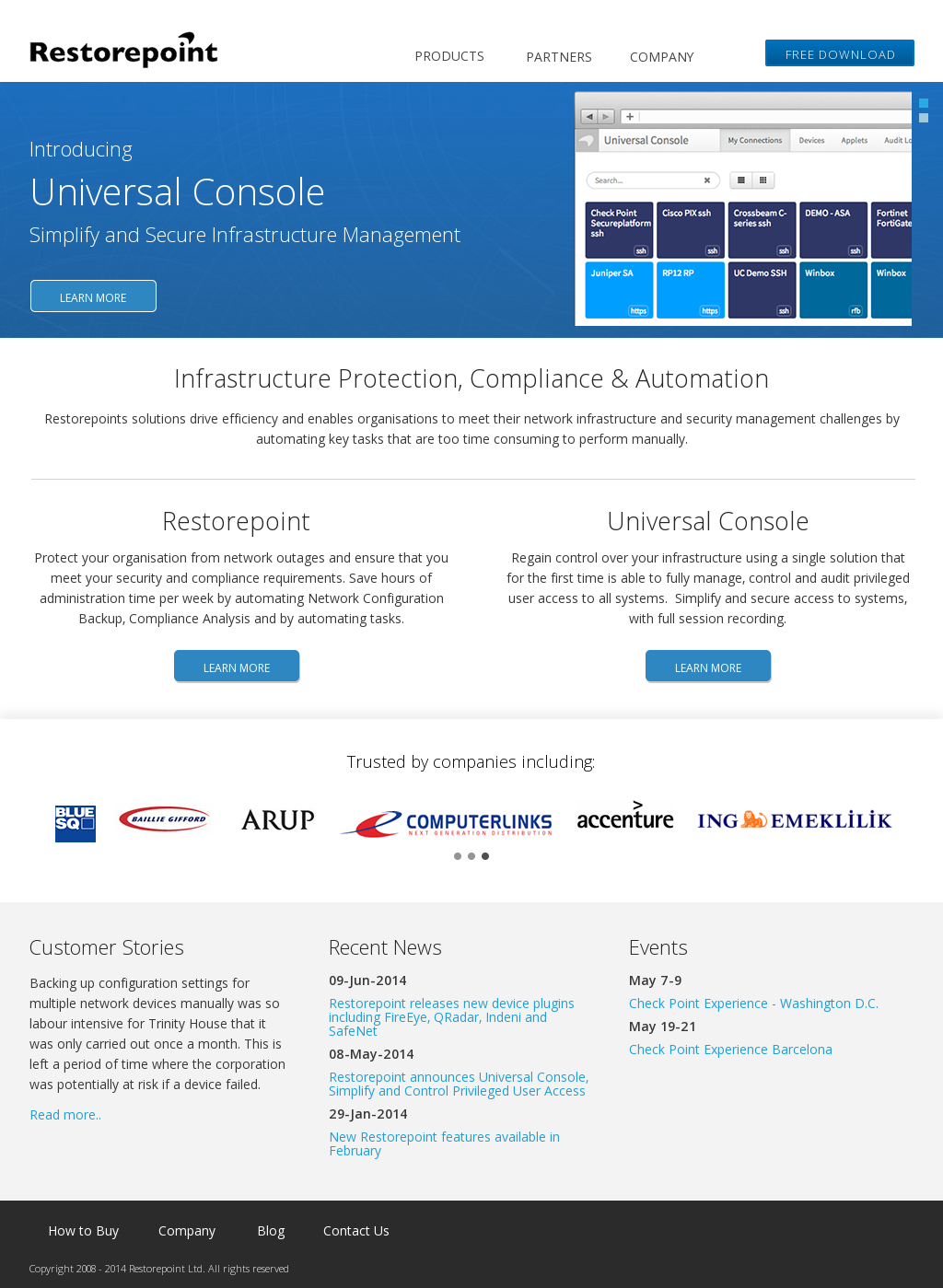 Restorepoint Competitors, Revenue and Employees - Owler