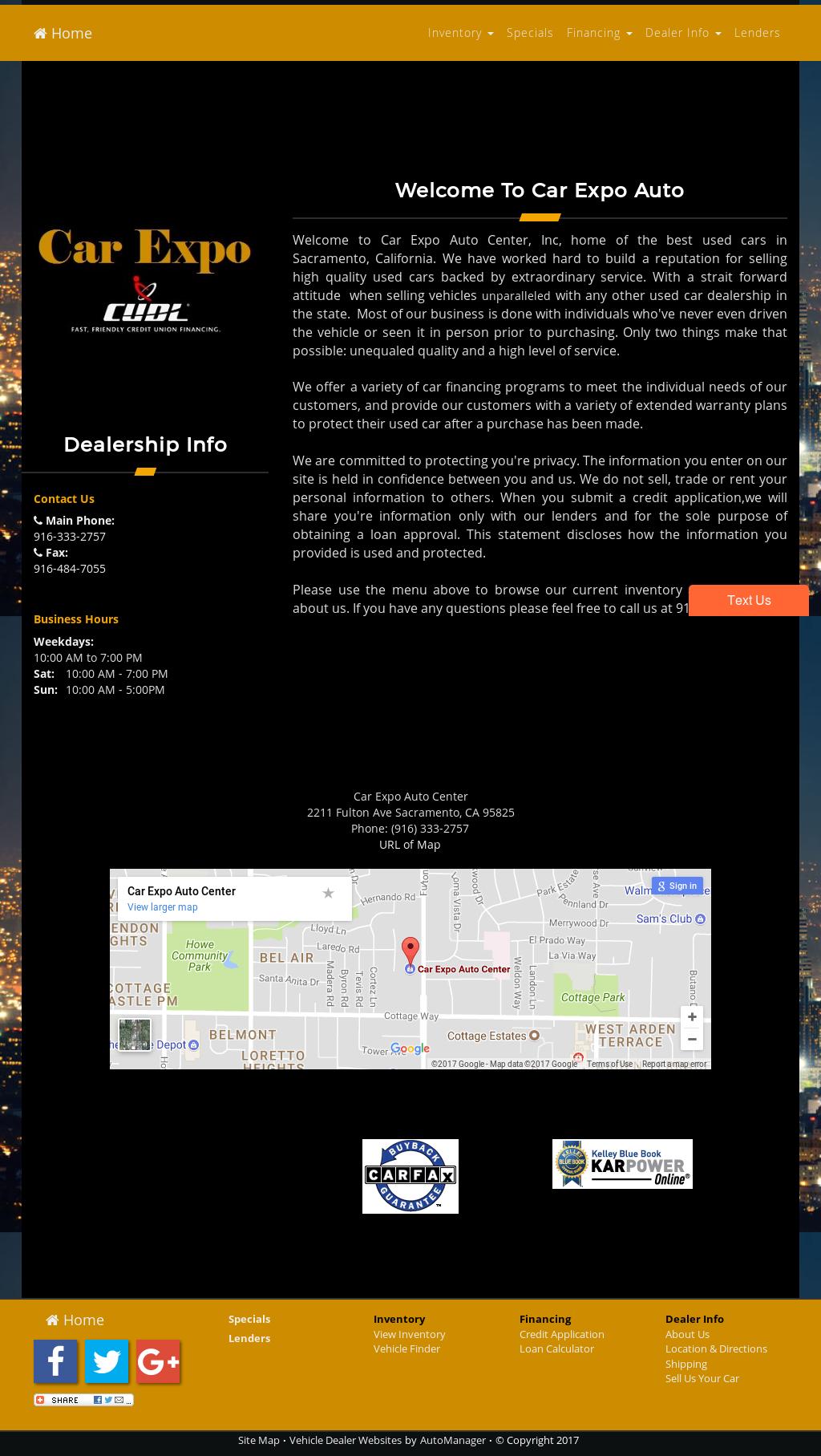 Car Expo Auto Competitors Revenue And Employees Owler Company Profile - Car expo auto center