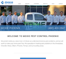 Moxie Pest Control Of Arizona Compeors Revenue And Employees Owler Company Profile