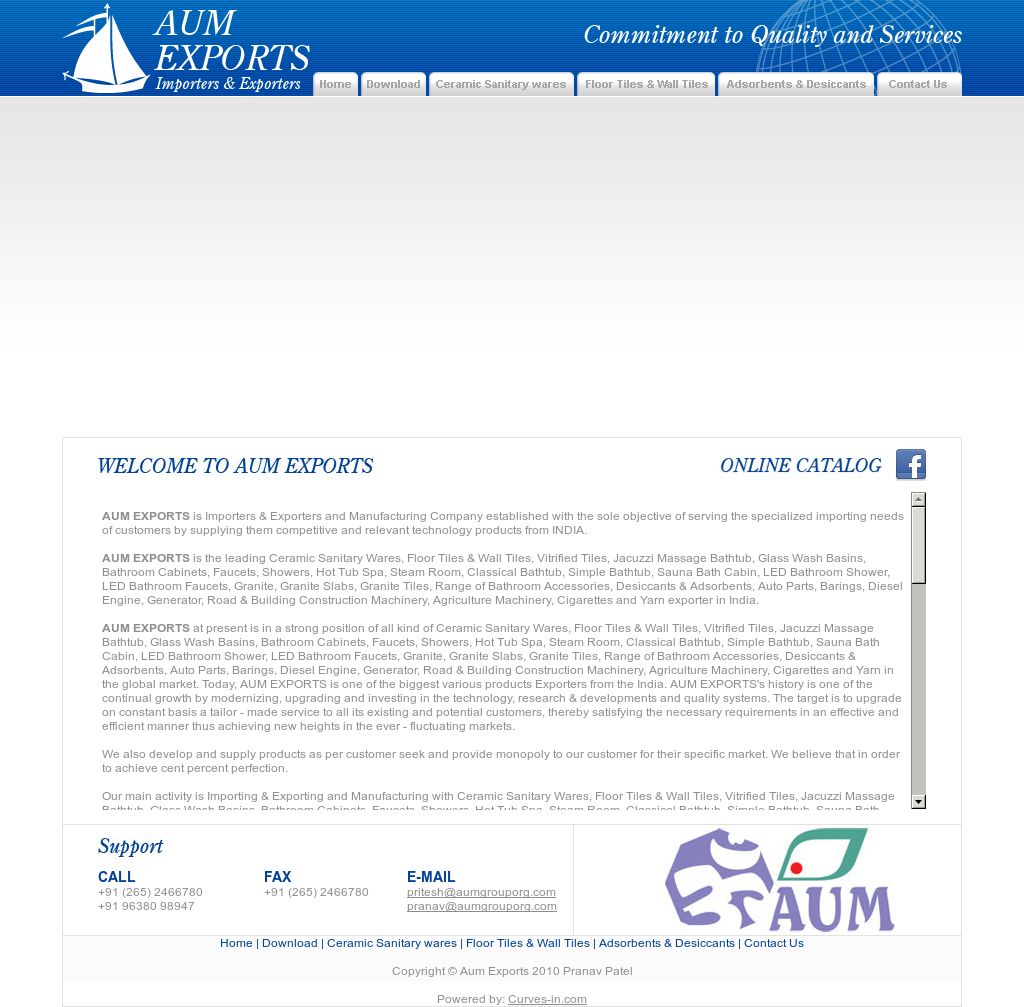 Aum Exports Competitors, Revenue and Employees - Owler Company Profile