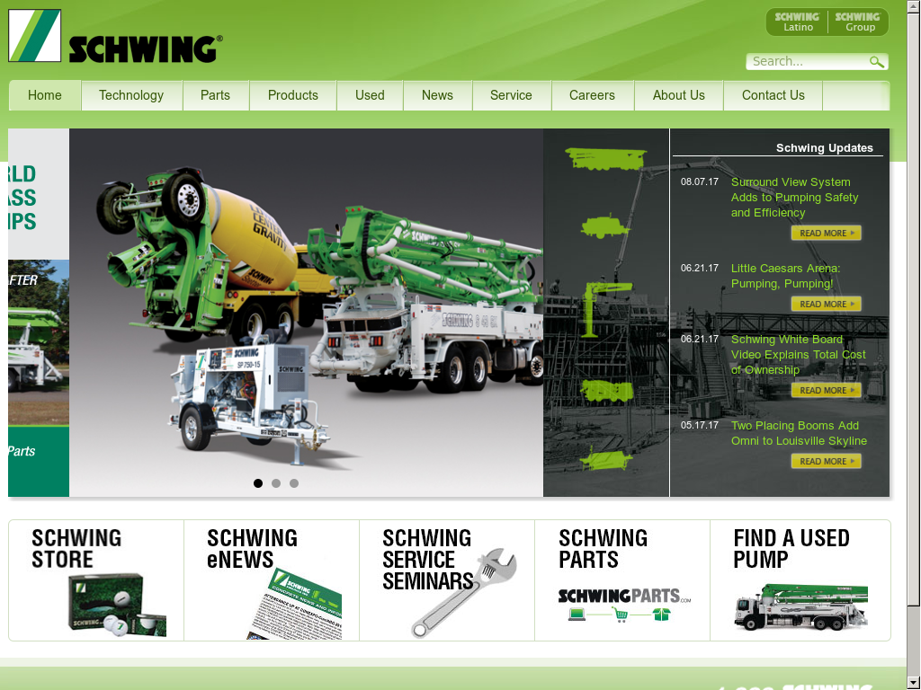 Schwing Usa Competitors, Revenue and Employees - Owler