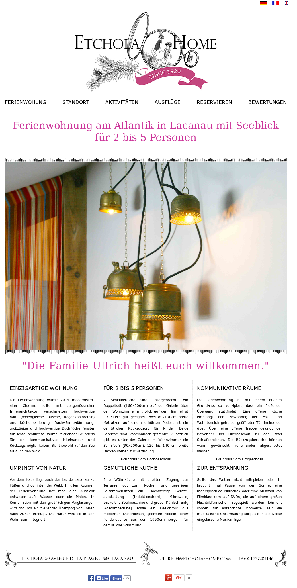 Ferienwohnung Atlantik Competitors, Revenue and Employees - Owler ...
