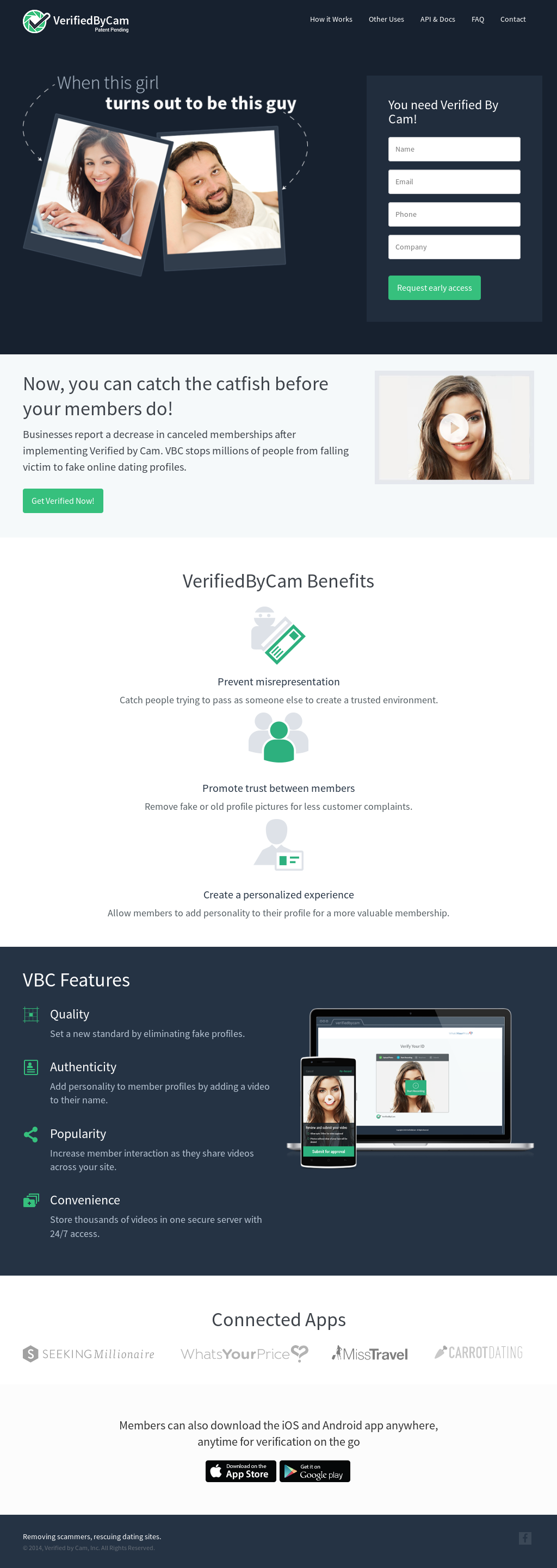 Verifiedbycam Competitors, Revenue and Employees - Owler Company Profile