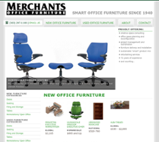 Merchants Office Furniture Company Profile