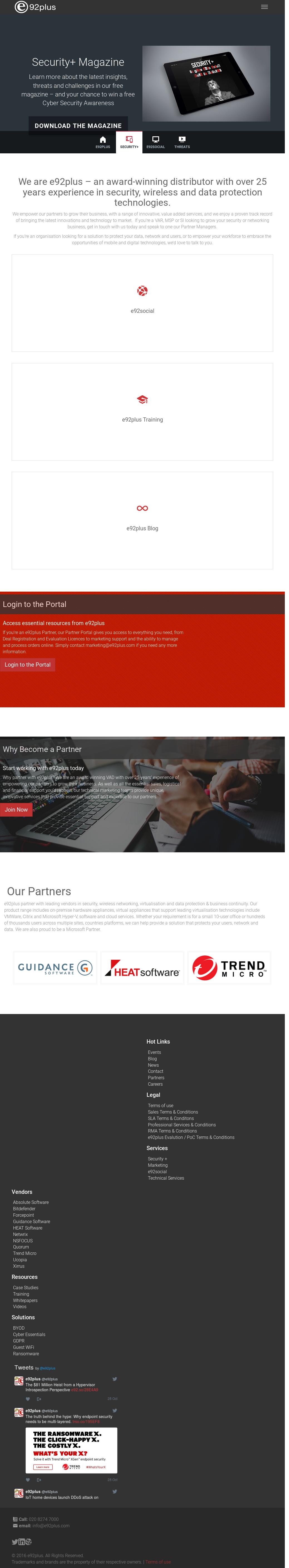 e92plus Competitors, Revenue and Employees - Owler Company