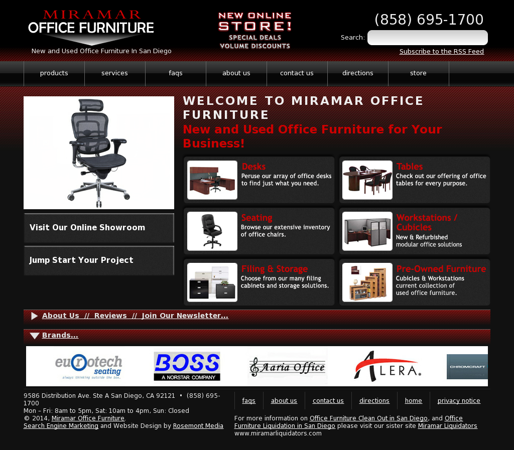 Miramar Office Furniture Competitors Revenue And Employees