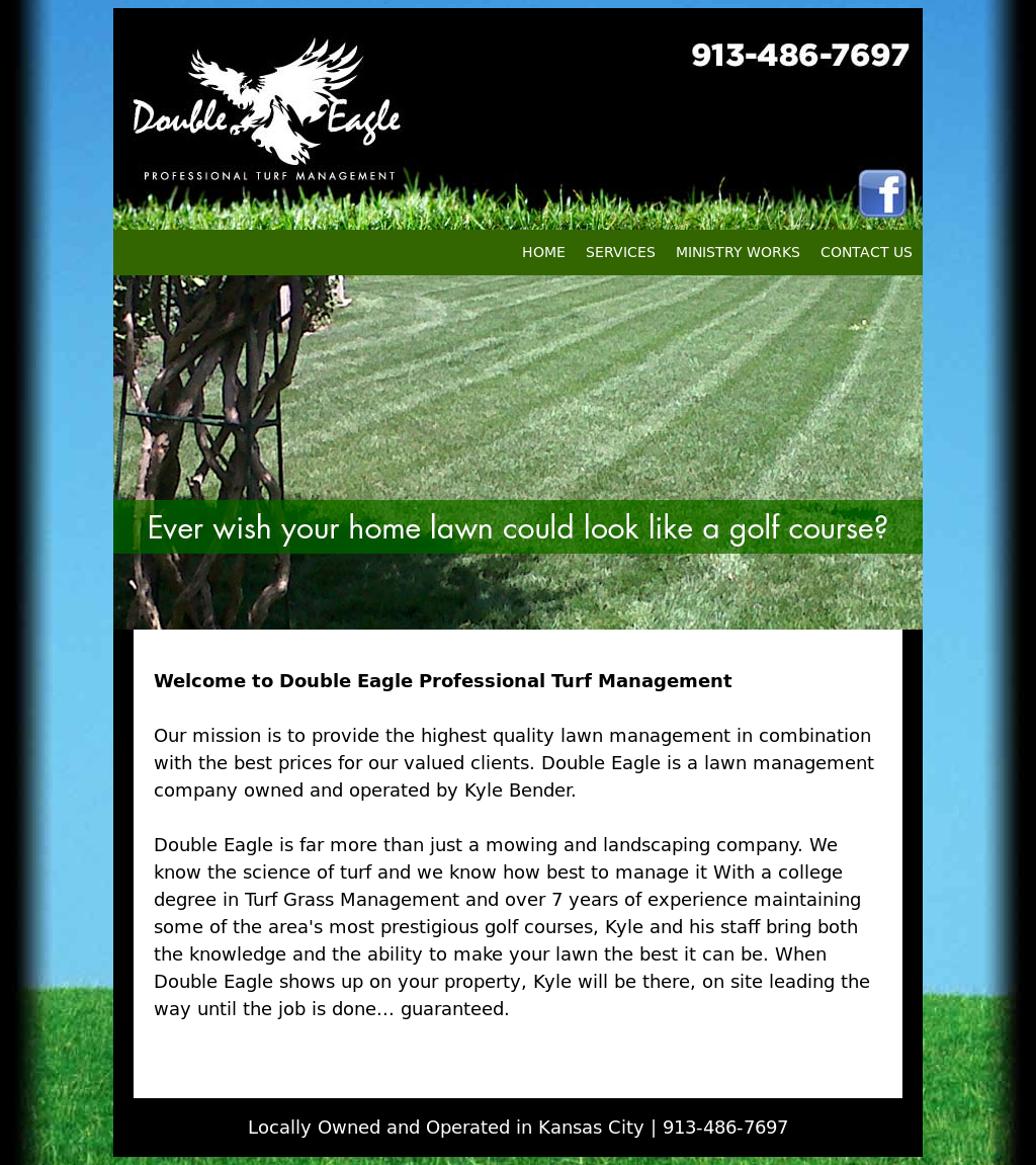 Double Eagle - Professional Turf Management Competitors, Revenue and ...