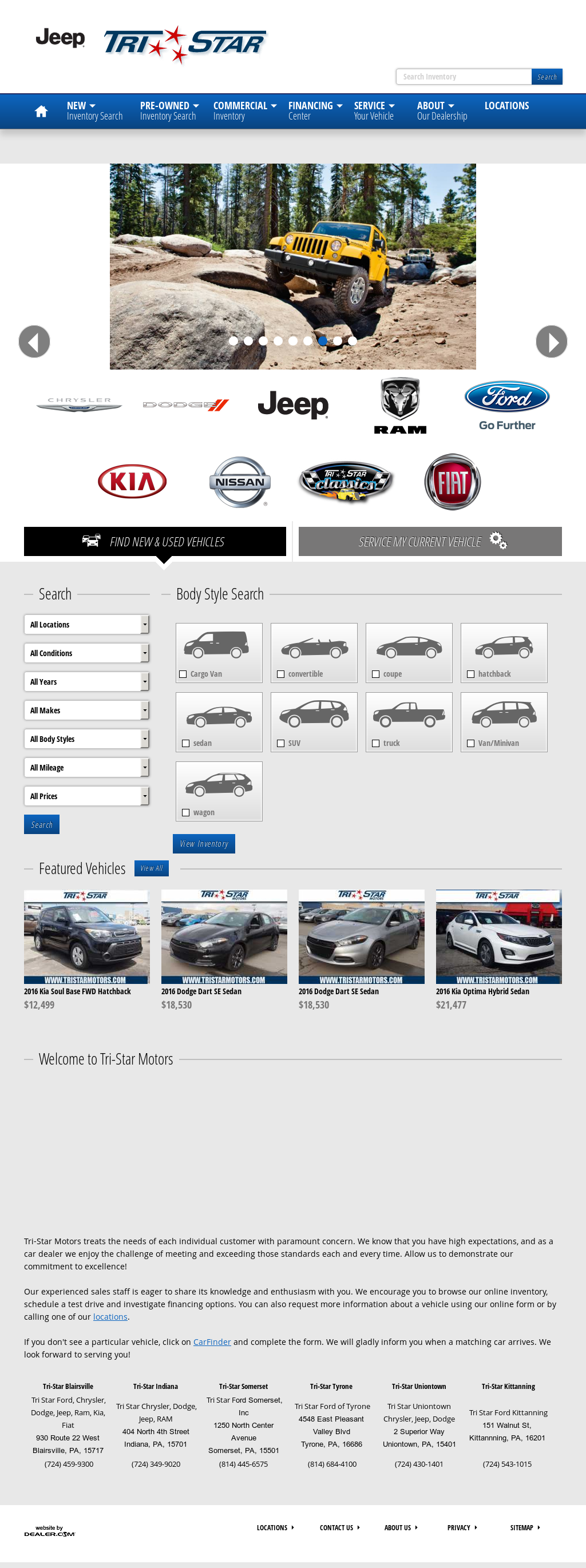Tristarmotors petitors Revenue and Employees Owler pany Profile