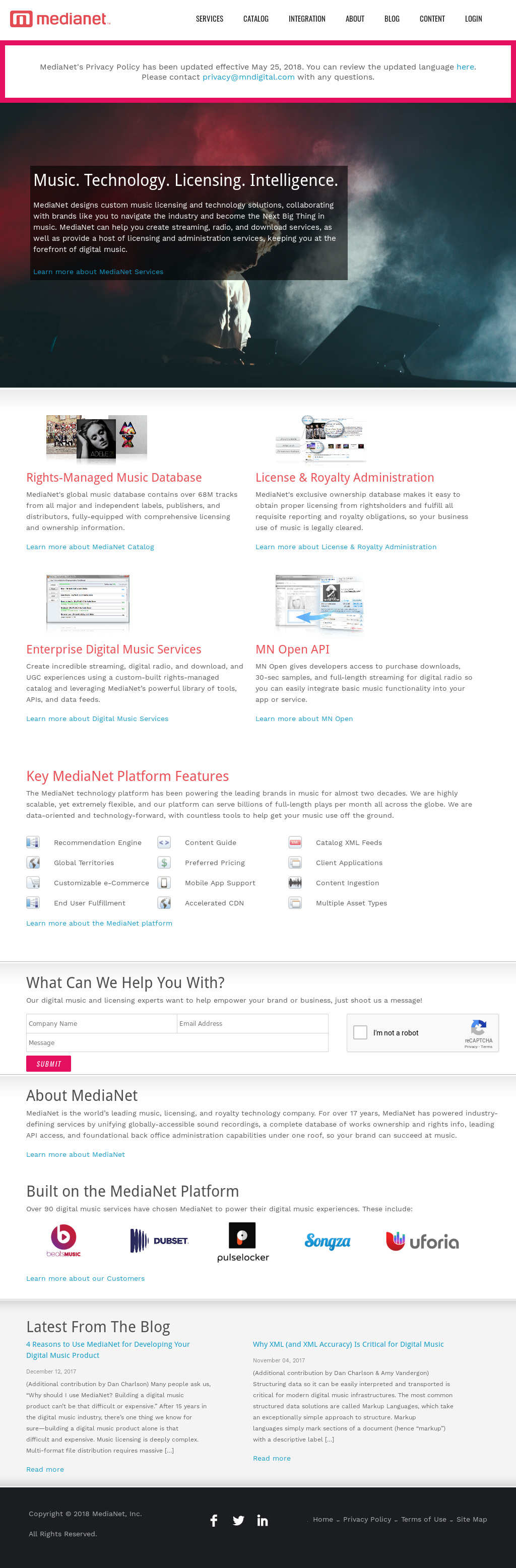 MediaNet Competitors, Revenue and Employees - Owler Company