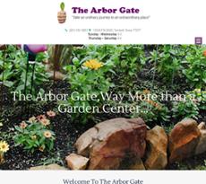 The Arbor Gate Website History
