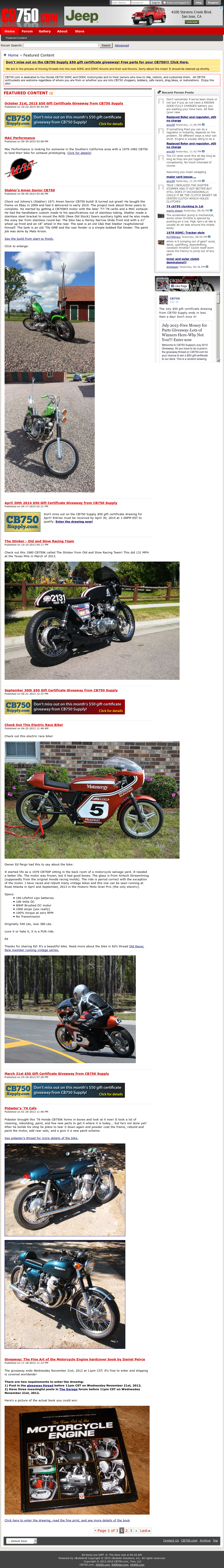 Cb750 Competitors, Revenue and Employees - Owler Company Profile